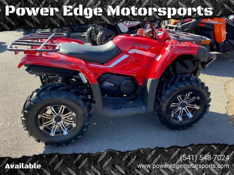 2021 CF Moto CForce 500 S for sale at Power Edge Motorsports in Redmond OR