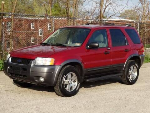 2004 Ford Escape for sale at Kaners Motor Sales in Huntingdon Valley PA
