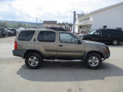 2002 Nissan Xterra for sale at ROUTE 119 AUTO SALES & SVC in Homer City PA