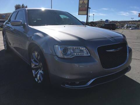 2017 Chrysler 300 for sale at Painter's Mitsubishi in Saint George UT