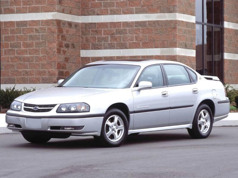 2005 Chevrolet Impala for sale at Sundance Chevrolet in Grand Ledge MI