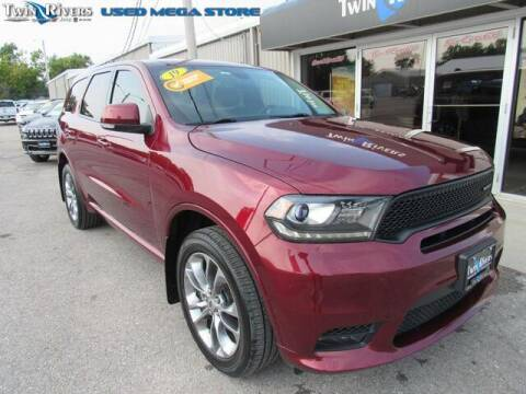 2019 Dodge Durango for sale at TWIN RIVERS CHRYSLER JEEP DODGE RAM in Beatrice NE