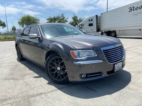 2013 Chrysler 300 for sale at Affordable Auto Solutions in Wilmington CA
