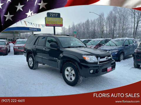2008 Toyota 4Runner for sale at FLORIS AUTO SALES in Anchorage AK