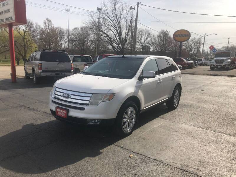 2009 Ford Edge for sale at Parkside Auto Sales & Service in Pekin IL