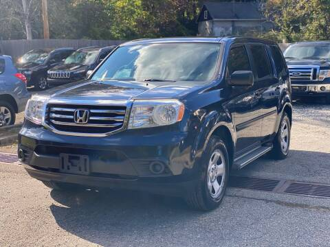 2012 Honda Pilot for sale at AMA Auto Sales LLC in Ringwood NJ