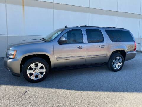 2009 Chevrolet Suburban for sale at Crowne Motors in Newton IA