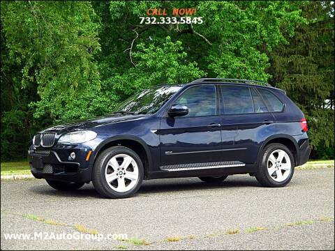 2008 BMW X5 for sale at M2 Auto Group Llc. EAST BRUNSWICK in East Brunswick NJ