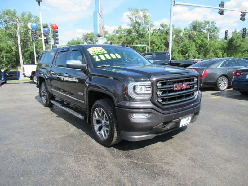 2016 GMC Sierra 1500 for sale at Auto Land Inc in Crest Hill IL
