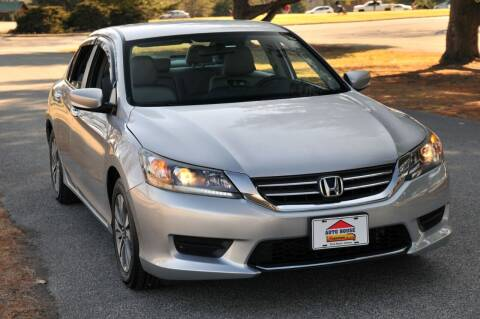 2014 Honda Accord for sale at Auto House Superstore in Terre Haute IN