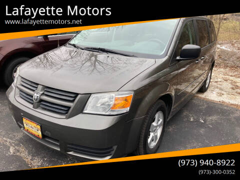 2010 Dodge Grand Caravan for sale at Lafayette Motors in Lafayette NJ