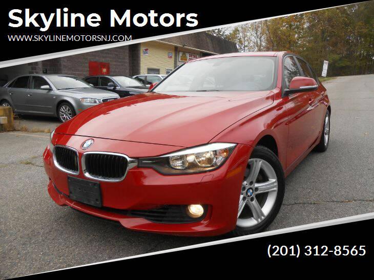 2013 BMW 3 Series for sale at Skyline Motors in Ringwood NJ
