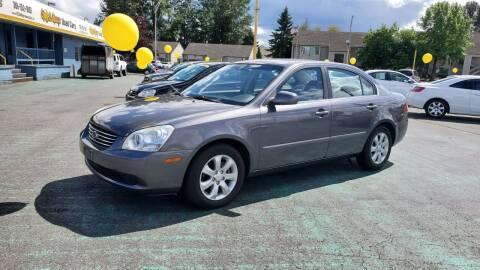 2007 Kia Optima for sale at Good Guys Used Cars Llc in East Olympia WA