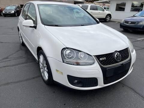 2007 Volkswagen GTI for sale at Robert Judd Auto Sales in Washington UT
