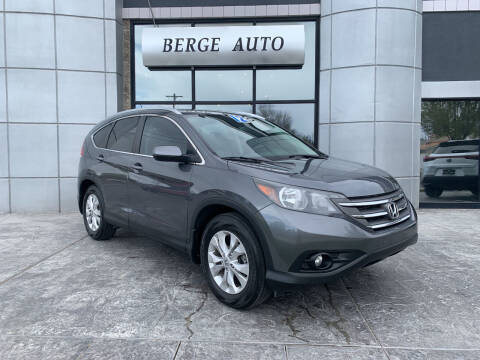2012 Honda CR-V for sale at Berge Auto in Orem UT