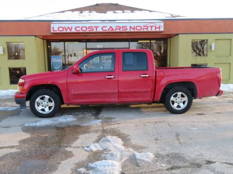 2009 Chevrolet Colorado for sale at Low Cost Cars North in Whitehall OH
