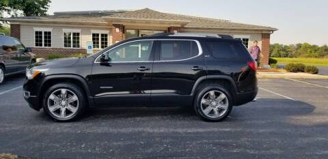 2018 GMC Acadia for sale at Pierce Automotive, Inc. in Antwerp OH