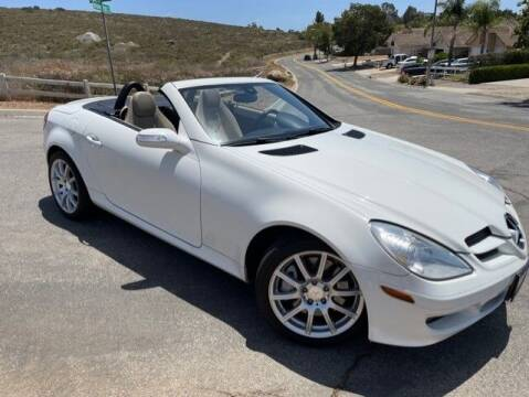 2008 Mercedes-Benz SLK for sale at Quality Auto Outlet in Vista CA