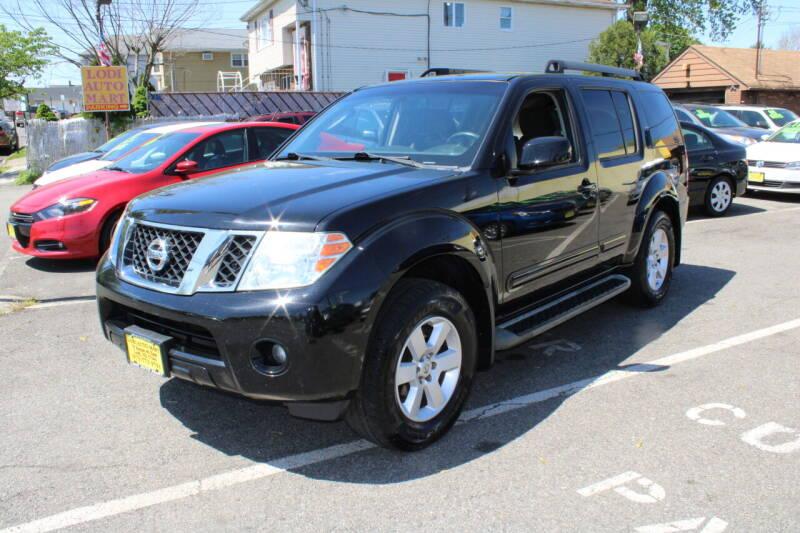 2011 Nissan Pathfinder for sale at Lodi Auto Mart in Lodi NJ