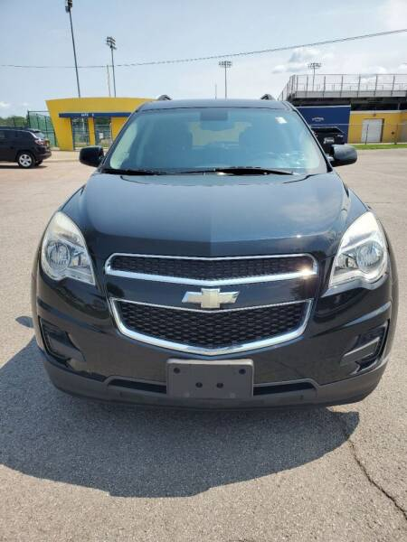 2012 Chevrolet Equinox for sale at Parkside Auto in Niagara Falls NY