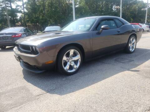 2013 Dodge Challenger for sale at Auto 757 in Norfolk VA