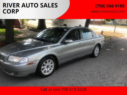 2005 Volvo S80 for sale at RIVER AUTO SALES CORP in Maywood IL