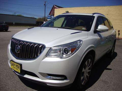 2016 Buick Enclave for sale at Easy Ride Auto Sales Inc in Chester VA