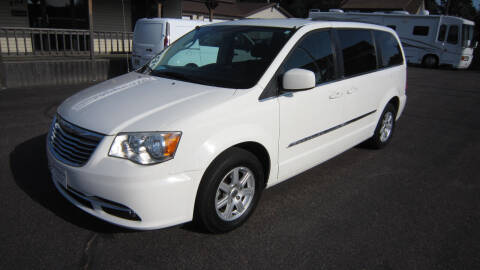 2012 Chrysler Town and Country for sale at Auto Shoppe in Mitchell SD