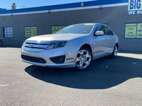2010 Ford Fusion for sale at BIG #1 INC in Brownstown MI