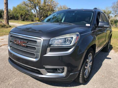 2013 GMC Acadia for sale at Auto Export Pro Inc. in Orlando FL