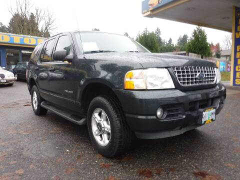 2004 Ford Explorer for sale at Brooks Motor Company, Inc in Milwaukie OR