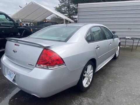 2012 Chevrolet Impala for sale at S&S Best Auto Sales LLC in Auburn WA