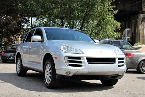 2009 Porsche Cayenne for sale at Cutuly Auto Sales in Pittsburgh PA
