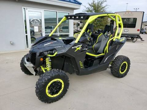 2016 Can-Am Maverick MAX X ds 1000R Turbo for sale at Kell Auto Sales, Inc - Grace Street in Wichita Falls TX
