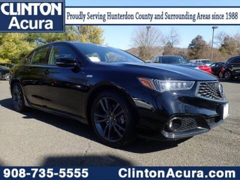2019 Acura TLX for sale at Clinton Acura used in Clinton NJ