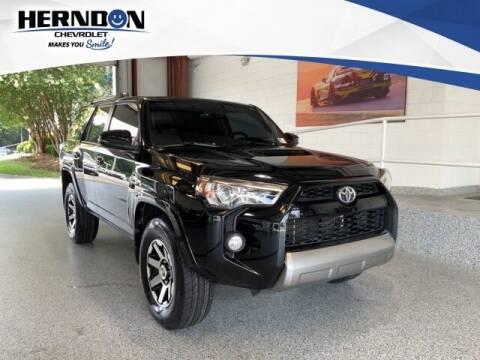 2018 Toyota 4Runner for sale at Herndon Chevrolet in Lexington SC