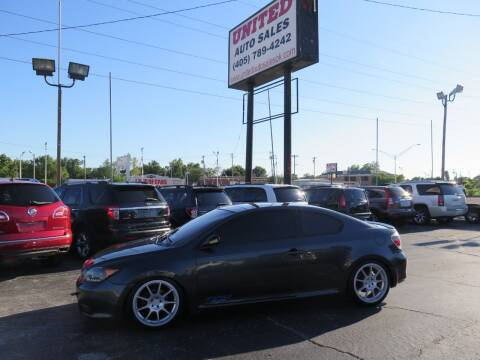 2009 Scion tC for sale at United Auto Sales in Oklahoma City OK