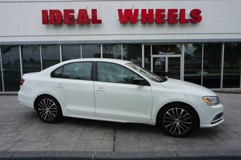 2016 Volkswagen Jetta for sale at Ideal Wheels in Sioux City IA
