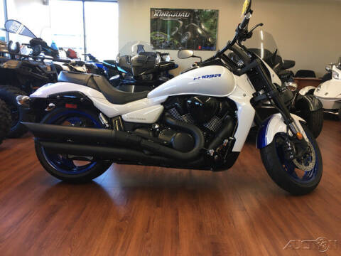 2019 Suzuki M109r Boss for sale at ROUTE 3A MOTORS INC in North Chelmsford MA
