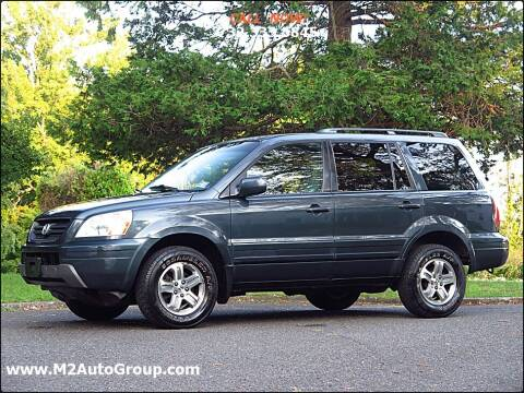 2003 Honda Pilot for sale at M2 Auto Group Llc. EAST BRUNSWICK in East Brunswick NJ
