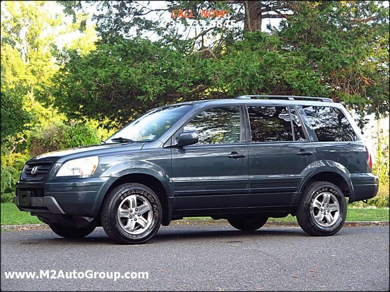 2003 Honda Pilot for sale at M2 Auto Group Llc. EAST BRUNSWICK in East Brunswick NJ