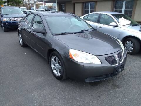 2006 Pontiac G6 for sale at Wilson Investments LLC in Ewing NJ