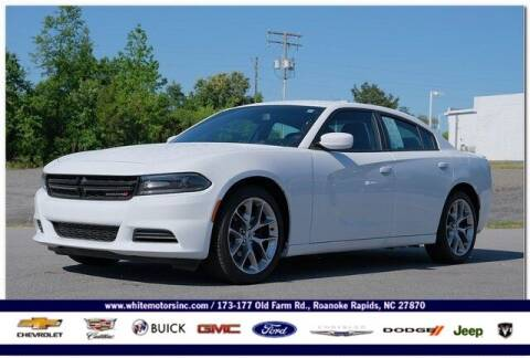 2020 Dodge Charger for sale at WHITE MOTORS INC in Roanoke Rapids NC