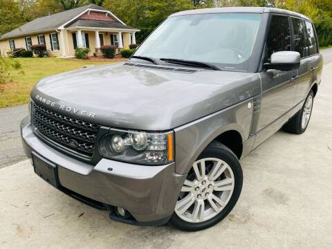 2011 Land Rover Range Rover for sale at Cobb Luxury Cars in Marietta GA