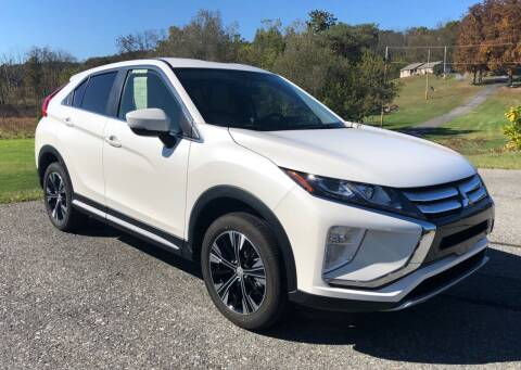 2019 Mitsubishi Eclipse Cross for sale at Hoys Used Cars in Cressona PA