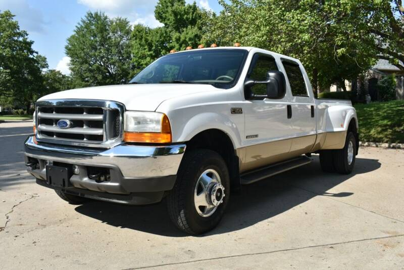 2001 Ford F-350 Super Duty for sale at A Motors in Tulsa OK