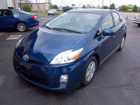 2011 Toyota Prius for sale at Brian's Sales and Service in Rochester NY