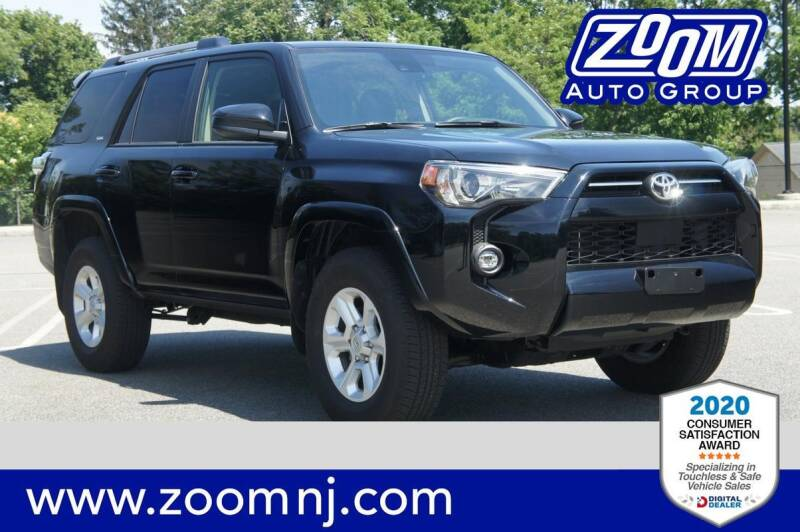 2021 Toyota 4Runner for sale in Parsippany, NJ