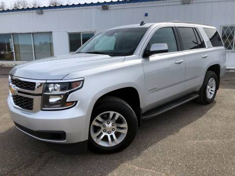 2015 Chevrolet Tahoe for sale at STATELINE CHEVROLET BUICK GMC in Iron River MI