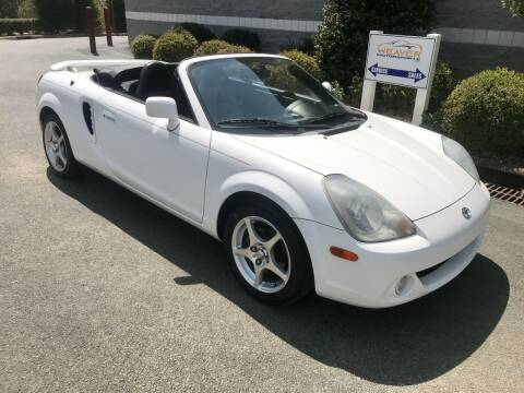 2003 Toyota MR2 Spyder for sale at Weaver Motorsports Inc in Cary NC